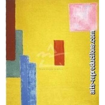 Vente tableaux deco yvab1599 tableau tableaux abstraits - Vente tableaux peinture a l huile ...