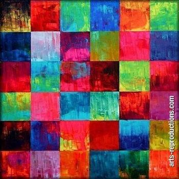 Tableau peinture div2008649419680 tableau tableaux abstraits arts reproductio - Tableau peinture moderne pas cher ...