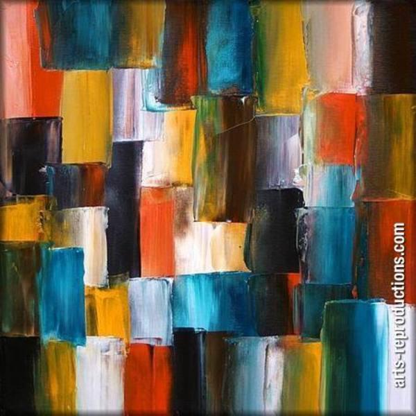 tableau original div20086395616876 tableau tableaux abstraits arts reproductions peinture l. Black Bedroom Furniture Sets. Home Design Ideas