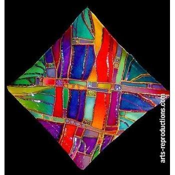 Tableau pas cher div200863143359495 tableau tableaux abstraits arts reproduct - Tableau peinture moderne pas cher ...