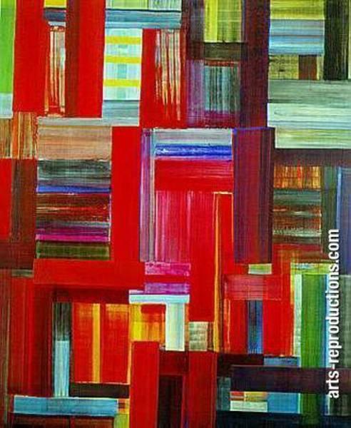 tableau d art contemporain golfeur tableau tableaux sport. Black Bedroom Furniture Sets. Home Design Ideas