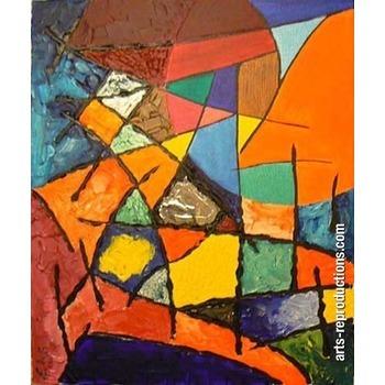 reproduction tableaux  oeuvres dart originales tableau peinture toile original venise