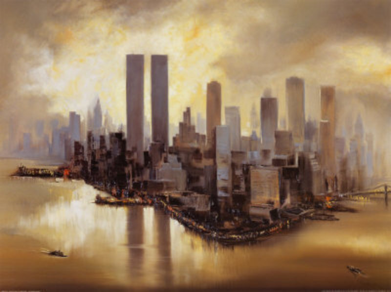 vente de tableau new york 14 tableau tableaux paysages villes arts reproductions peinture l. Black Bedroom Furniture Sets. Home Design Ideas