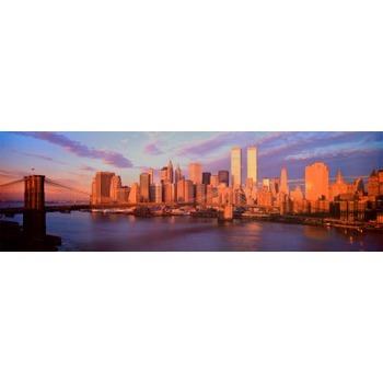 Reproduction peinture sur toile new york 18 tableau - Tableau toile new york ...