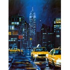 Toile artiste New york 21