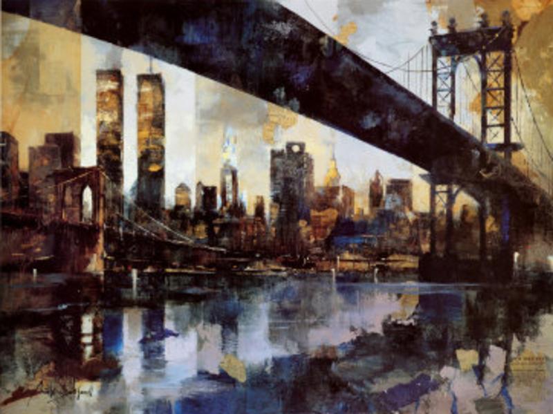 Tableau peinture a l huile paris 13 tableau paysages for Reproduction de tableaux modernes