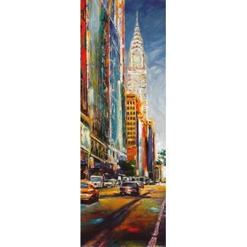 Reproduction tableau peinture new york 37 tableau tableaux - Tableau toile new york ...