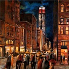 Tableau reproductions New york 45