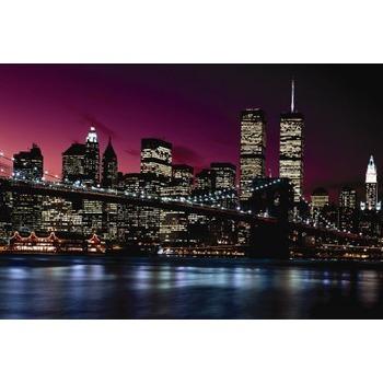 Tableau sur toile pas cher new york bridge tableau for Tableau plexi pas cher