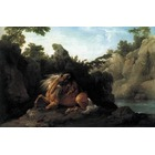 Reproduction de tableaux de peintres Stubbs001