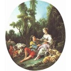 Copie toile Fragonard031