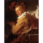 Vente tableau reproduction Fragonard012