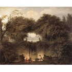 Vente copie tableau Fragonard010