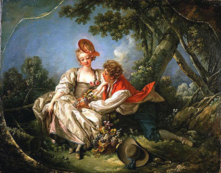 Arts reproductions copies et reproductions de tableaux en for Boucher peintre