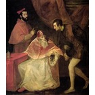Vente copie tableaux Titian017