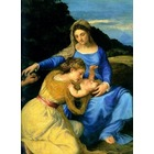 Reproduction peintures Titian001