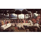 Reproduction toiles Botticelli020