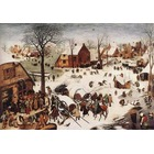 Reproduction de tableaux de peintre Bruegel013
