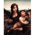 Vente tableaux reproductions Leonardo009