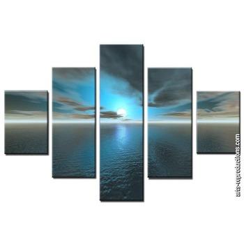 tableau triptyque d co cigroup paintingj20 tableau. Black Bedroom Furniture Sets. Home Design Ideas