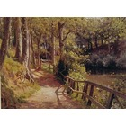 Reproduction tableau de maitre Monsted044