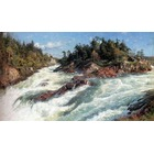 Copie de tableaux de peintres Monsted035