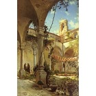 Copie peinture de maitre Monsted034