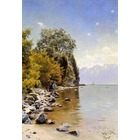 Peinture de peintre Monsted026