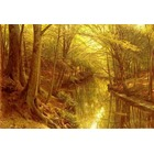 Reproduction de tableaux de peintres Monsted023