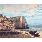 Tableau decoration Courbet022