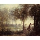 Reproduction tableau Corot029