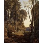 Reproduction peintre Corot019