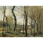 Vente reproduction tableaux Corot013