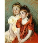 Vente tableaux reproductions Cassatt035