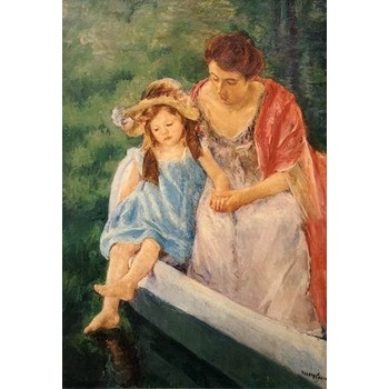 Vente tableau reproduction Cassatt029
