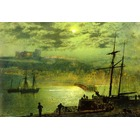 Reproduction tableau art Grimshaw038