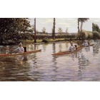 Tableau reproductions Caillebotte026