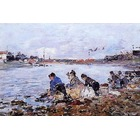Tableau reproductions boudin041