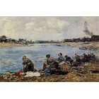 Reproduction peintures boudin027