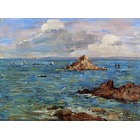 Vente tableaux reproductions boudin010