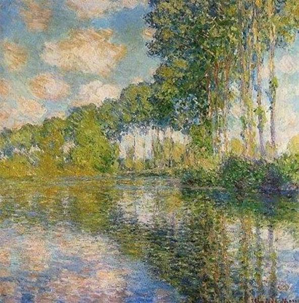 Copie de tableaux de maitre Monet173