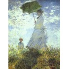 Madame Monet et son fils