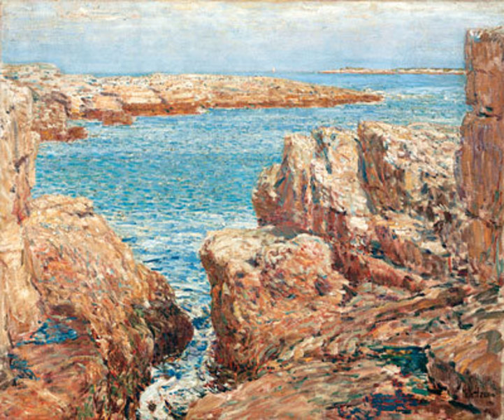 Tableau reproductions hassam011