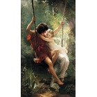 Creation tableau Pierre Auguste Cot 001