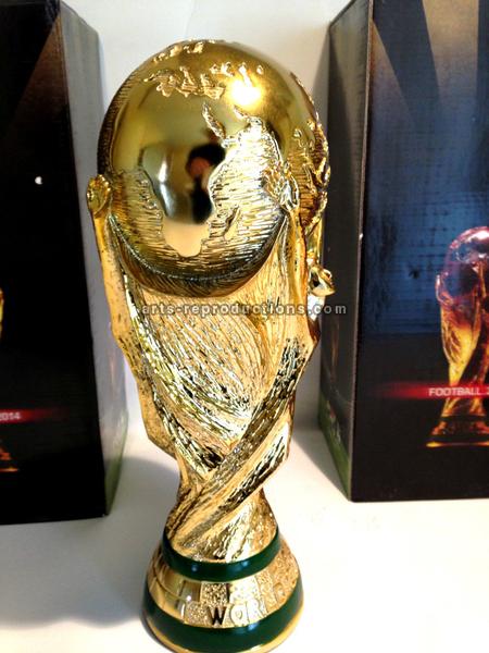 troph e coupe du monde de football troph es sport arts. Black Bedroom Furniture Sets. Home Design Ideas